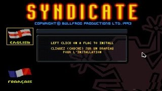 Syndicate - American Revolt gameplay (PC Game, 1993)
