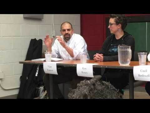 Thumbnail for Issues on policing, equity take center stage at first Asheville City Council election forum