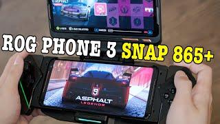 ROG Phone 3 CẤU HÌNH CỰC KHỦNG sẽ trở thành Gaming Phone mạnh nhất Thế Giới?