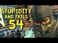 Rainbow Six Siege | Stupidity and Fails 54