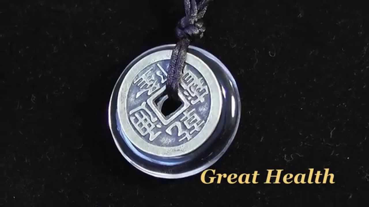 Chinese coin pendant necklace with clear quartz youtube chinese coin pendant necklace with clear quartz mozeypictures Choice Image