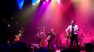 The Avett Brothers - Go To Sleep Asheville, NC New Year's Eve 2010