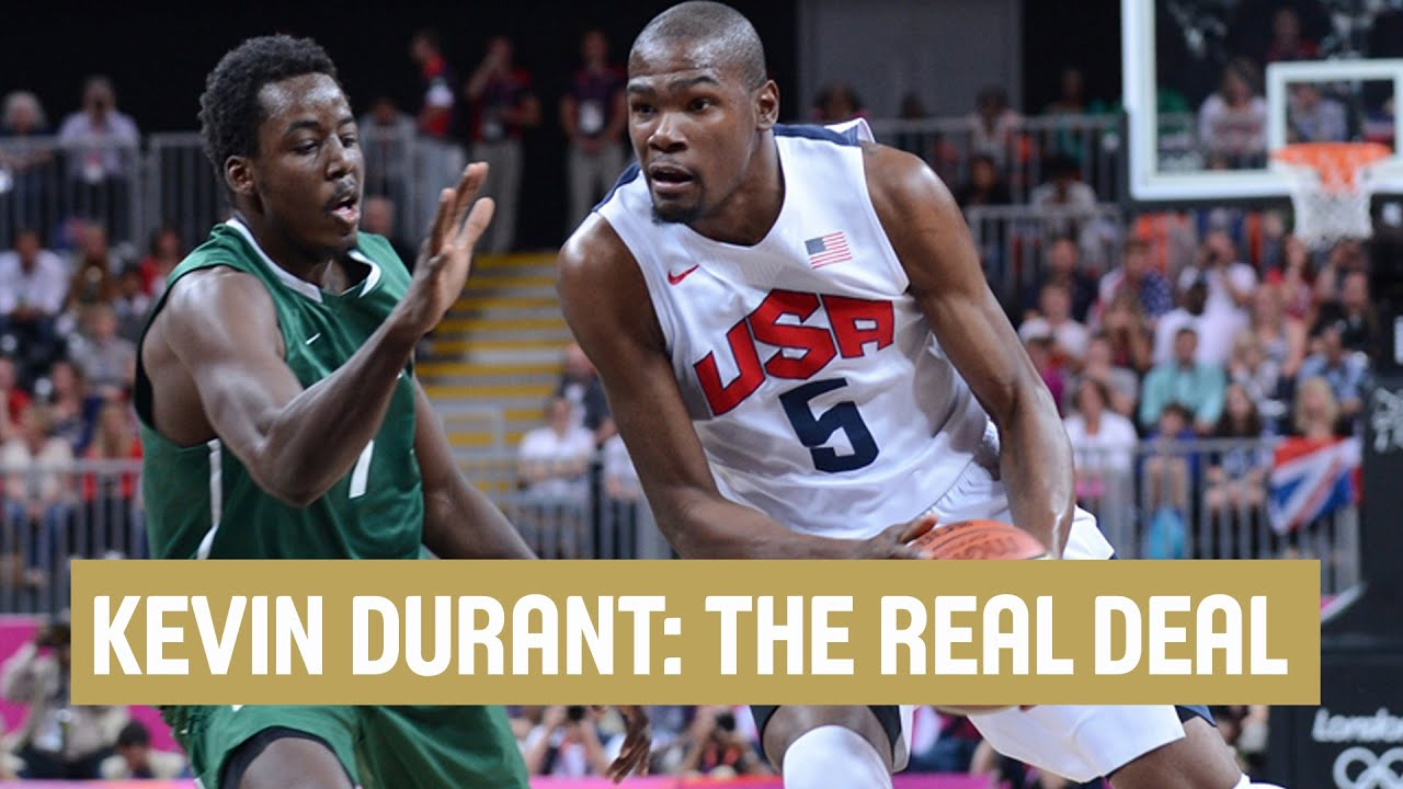 Kevin Durant: The Real Deal - Throwback Thursday