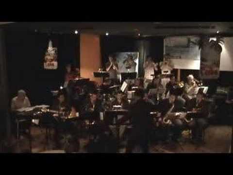 Joe Sullivan Big Band - Looping - Resto-Bar Le Mojito