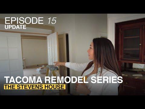 PRE FINALE!!! | Stevens House Remodel | HGTV | Episode 15 - Progress Update
