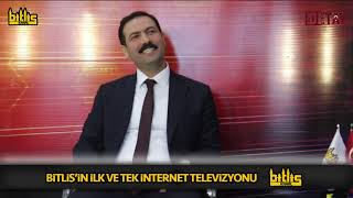 Bitlis Detay - Ak Parti Tatvan Belediye Başkan Adayı Mehmet Emin Geylani