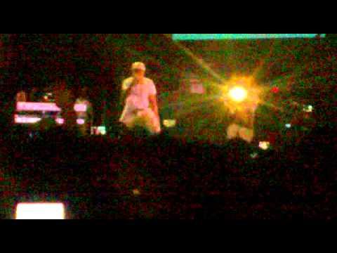 La Sensación del Bloque-De la Ghetto Reguetton live 2013 Mexico