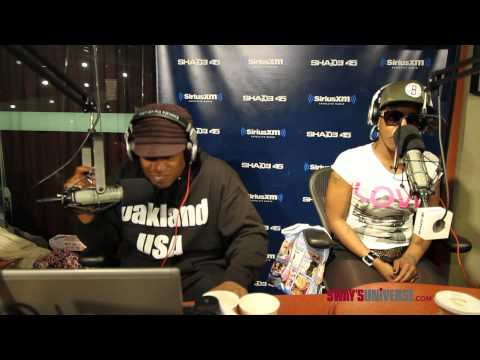 Babs Freestyles on Sway in the Morning