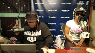 connectYoutube - Babs Freestyles on Sway in the Morning