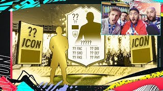 FIFA 20 PACK OPENING!! ICON IN A PACK!!