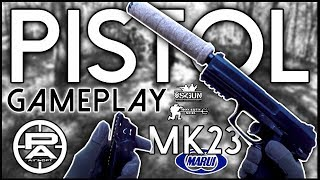 PISTOL GAMEPLAY - SOCOM MK23 MARUI [SUB. ENG]