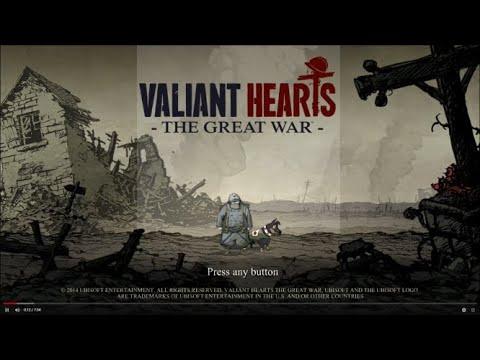 Valiant Hearts Intro