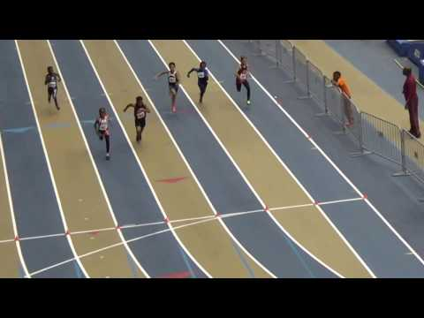 Arizona Western indoor Championships 9-10 Boys 55 Meters Final 2-19-2017