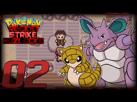 "Pokémon Rocket Strike Nuzlocke - Ep.02 - "" Frieza coming through!"""