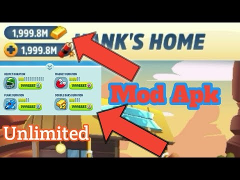 Talking Tom Gold Run 2.7.6.39 | Unlimited Mod Apk | Android Game