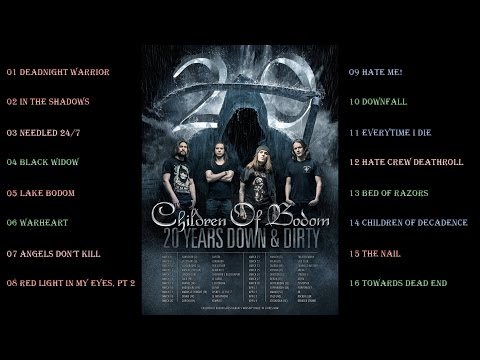Children Of Bodom - 20 Years Down & Dirty  [ Full Show | HD | 1080p ]