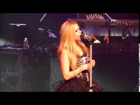 Hush Hush - Avril Lavigne at Foxwoods Casino Resort - Final Show #TheAvrilLavigneTour