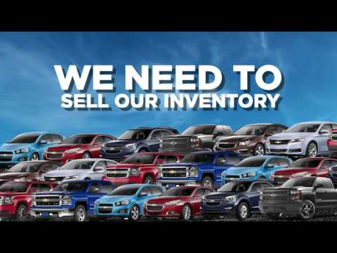 Construction Reduction Sale, 2015 Malibu, 2015 Impala Specials