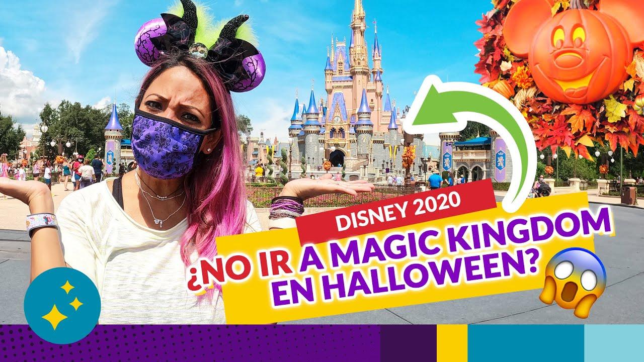 Halloween Da Disney 2020 Vale A Pena Vale la pena HALLOWEEN EN DISNEY 2020 en la nueva normalidad
