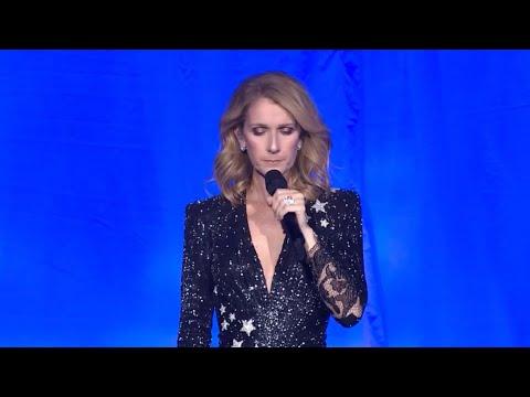 Celine Dion - talks about (Las Vegas shooting)