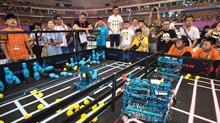 RoboCom finals take place in central China