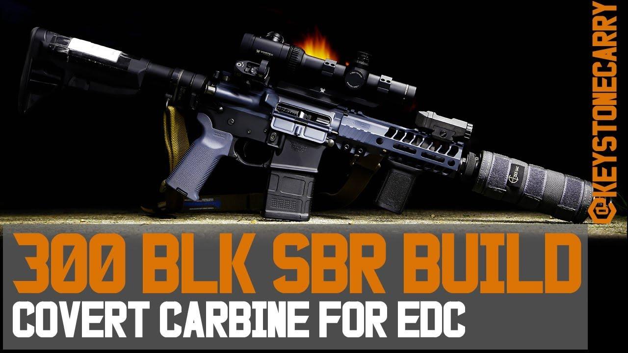 300 Blackout Pistol and SBR Build - TACTICAL AR500 TARGETS, Inc