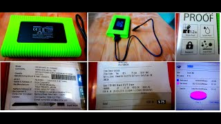 Sony HD SP1 GC2 1TB Shock Proof External Hard Drive Review