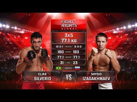 Elias Silverio vs. Saygid Izagakhmaev / Элис Сильверио vs. Сайгид Изагахмаев