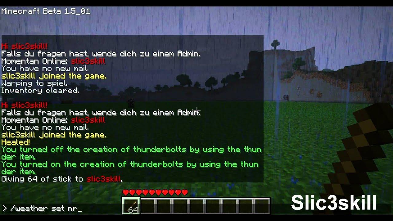 Minecraft Bukkit Plugin | MR 1.12.2