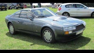 1986 - 1988 Aston-Martin V8 Vantage Zagato
