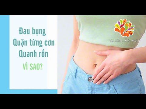 BSTV: Đau bụng quanh rốn, bệnh gì? - Vui Sống Mỗi Ngày [VTV3 – 17.02.2016]