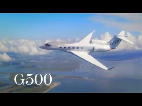 G500 Aerial Shots