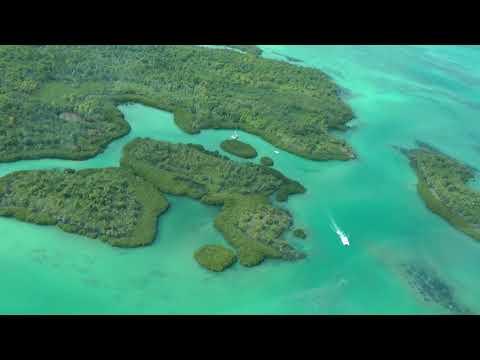 Mauritius Hubschrauber Rundflug 2017