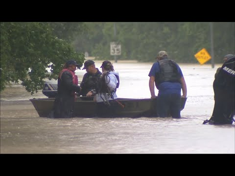 13,000 Rescued In Houston and Surrounding Area