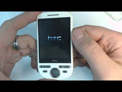 HTC Tattoo hard reset