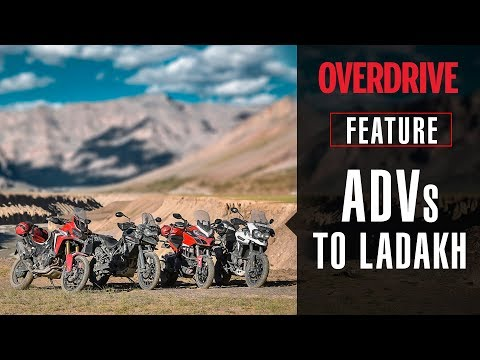 Adventure bikes to Ladakh | Feature | OVERDRIVE