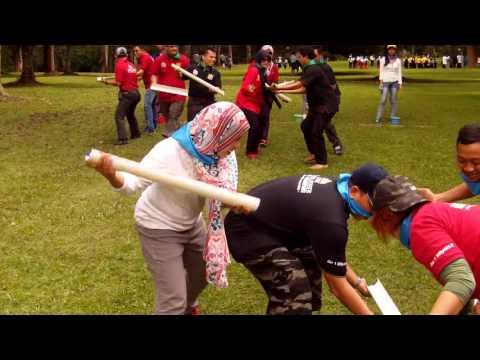 Game Team Building Barata Tours, Bali