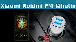 Testissä Xiaomi Roidmi FM-lähetin