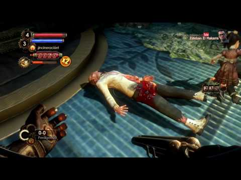 BioShock 2 - Pruebas de Protector