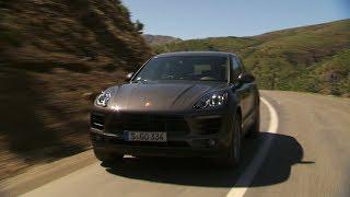 Porsche Macan S Morocco - Footage Agate Grey Metallic