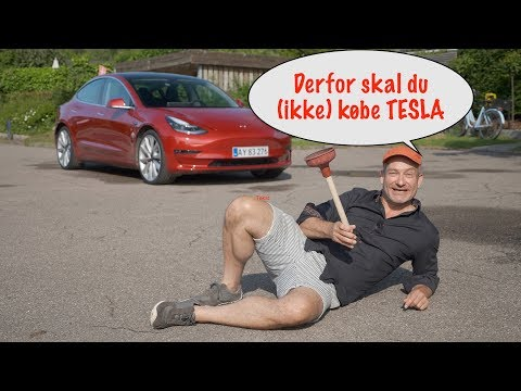 Tesla Model 3 - HVOR hurtig er den + en fuld  test
