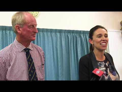Prime Minister Visits Ranfurly And Queenstown