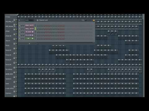 HOW TO MAKE A HOUSE BEAT.LIMPOPO, LEMONGO ANIMATION + FLP
