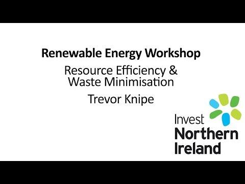 Trevor Knipe | Resource Efficiency & Waste Minimisation
