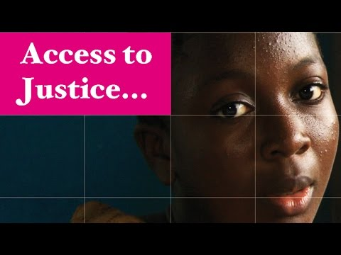Access to Justice Documentary