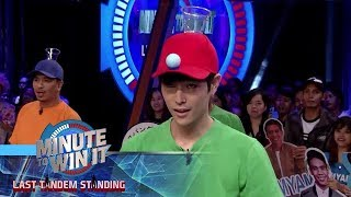 Cap and Ball | Minute To Win It - Last Tandem Standing