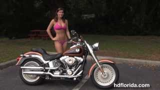 2008 Harley Davidson Fat Boy - Used Motorcycles for sale