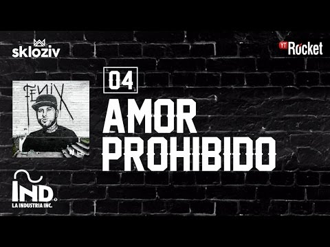 04 Amor prohibido  Nicky jam ft Sean Paul, Konshens Álbum Fenix