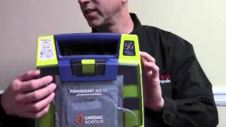 How-To-Replace-Cardiac-Science-AED-Battery-and-Pads.wmv