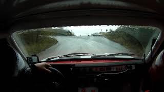 Rallye Berounka Revival 2018 SS2 lom